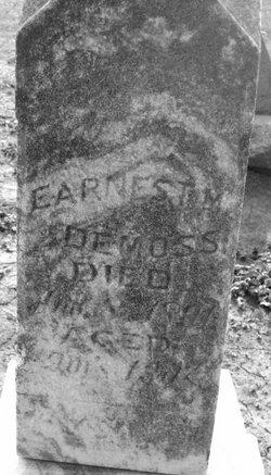 Ernest M DeMoss