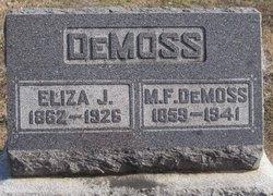 Eliza J <i>Humphreys</i> DeMoss