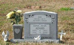 Edna Jeanie Adams