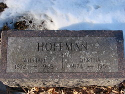 Bertha C <i>Holzworth</i> Hoffman