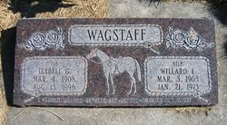 Mary Isabell <i>Gibson</i> Wagstaff