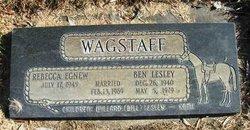 Ben Lesley Wagstaff