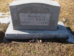 Ludwig (Louis) Wiese