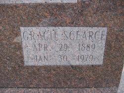 Grace Jones Gracie <i>Scearce</i> Barbour