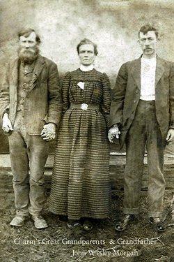 Martha J. <i>Barger</i> Morgan