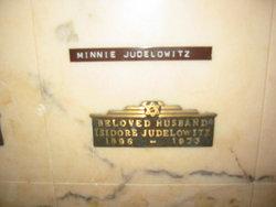 Isidore Is Judelowitz