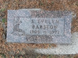 E. Evelyn Barstow