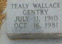 Tealy <i>Wallace</i> Gentry