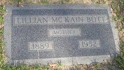Lillian <i>McKain</i> Bott