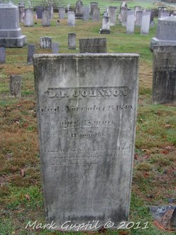 D P Johnson
