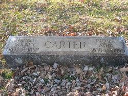 Atha <i>Love</i> Carter