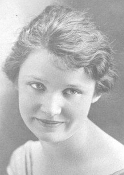 Elsie Mae <i>Earhart</i> Carter