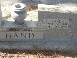 Ovader Ovada <i>Pitts</i> Hand
