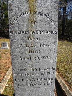 William Avery Amos