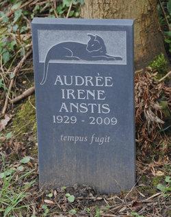 Audree Irene Anstis