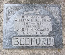 Agnes <i>Howard</i> Bedford