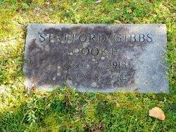 Stafford Gibbs Cooke