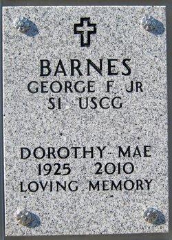 Dorothy Mae Barnes