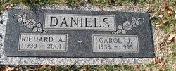Carol Jean <i>Goff</i> Daniels