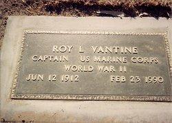 Roy Lee Vantine