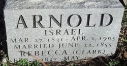 Rebecca <i>Clark</i> Arnold