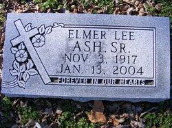 Elmer Lee Ash, Sr