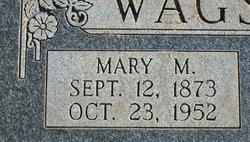 Maria Magdalena <i>Wanner</i> Wagstaff