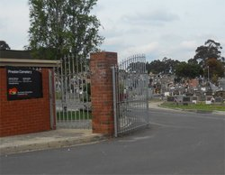 Preston Public Cemetery