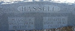 Joseph Boyd Hassell