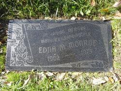 Edna Mae <i>Monroe</i> Bowerman