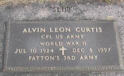 Alvin Leon Curtis