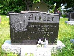 Joseph Raymond Seraphin Tony Albert