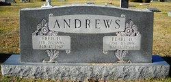 Fred Daniel Andrews