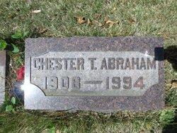 Chester T. Abraham
