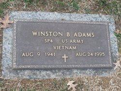 Winston Benjamin Adams