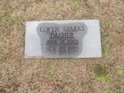 Elwyn Sparks Dasher