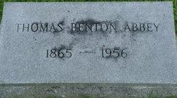 Thomas Benton Abbey