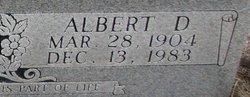 Albert D. Arrington