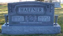 Lucille E. Haefner