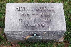 Alvin Frederick Barndt