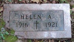 Helen A Adams