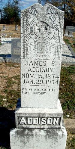 James B. Addison