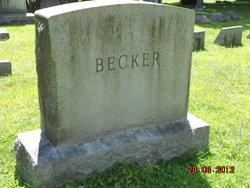 Cora Lillian <i>Bielby</i> Becker