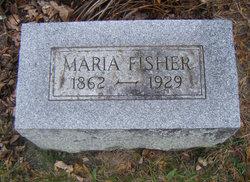 Maria A <i>Smith</i> Fisher