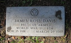 James Ross Davis