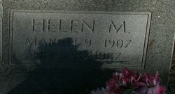 Helen M Adams