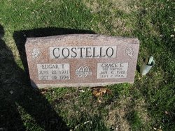 Edgar T Costello