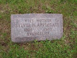 Sylvia May <i>Reed</i> Applegate