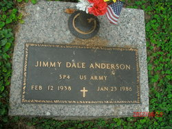 Jimmy Dale Anderson