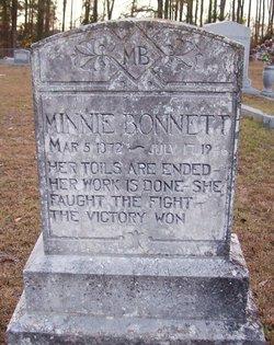 Minnie Bonnett
